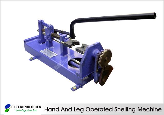 Cashew Nut Shelling System