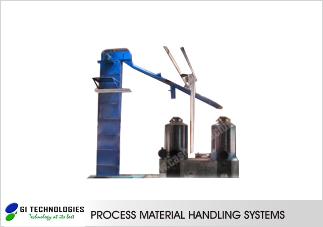 Process Material Handling System