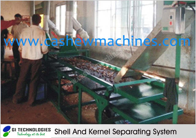 Shell And Kernel Separating System